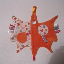 doudou orange original